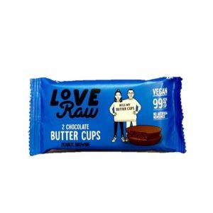 peanut brownie cups