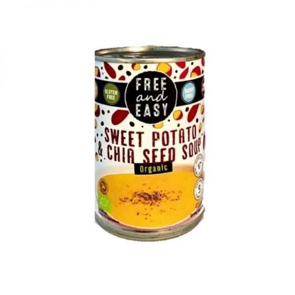 sweet potato and chia