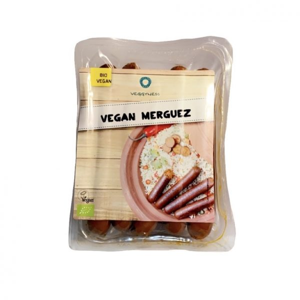 Veggyness Vegan Merguez