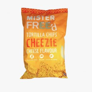 Mister Free'd Tortilla Chips Cheezie