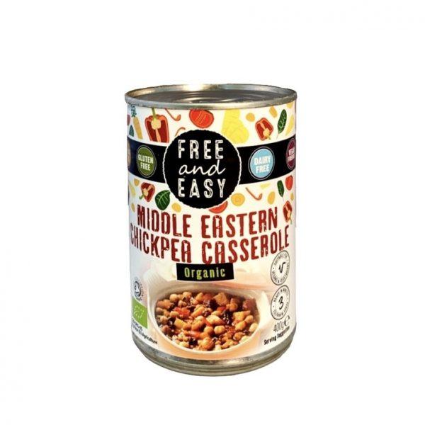 Free and Easy Midden-Oosters kikkererwt Braadpan