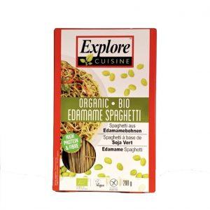 Explore Cuisine Bio Proteïne- en Vezelrijke Edamame Spaghetti
