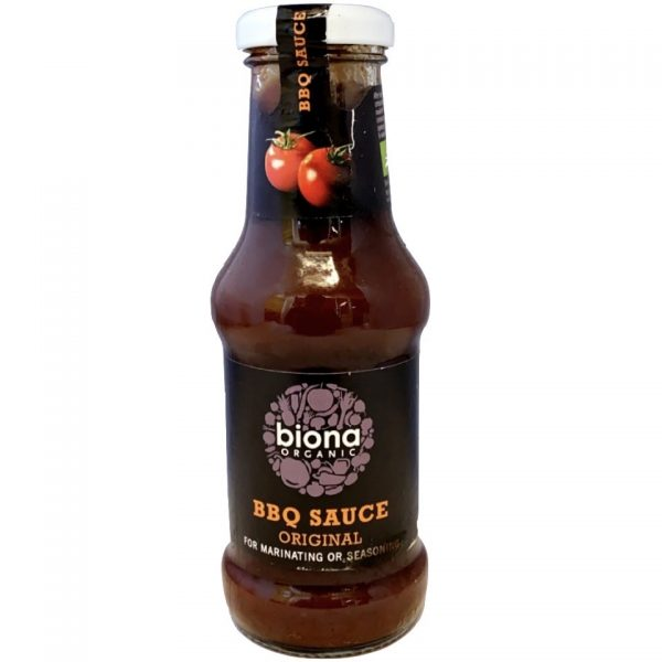 Biona BBQ sauce