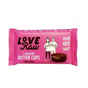 love raw butter cups cookie dough