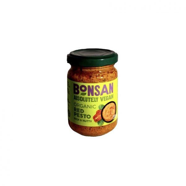 Bonsan Biologische Rode Pesto