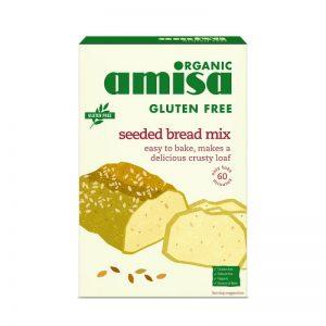 Amisa Glutenvrije Brood Mix met Zaden
