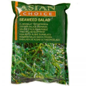 Asian Choice Zeewier Salade
