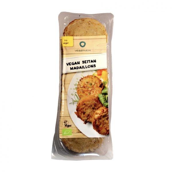 Veggyness Vegan Seitan Medaillons