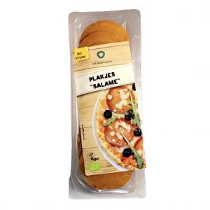 Veggyness vegan salamiplakjes