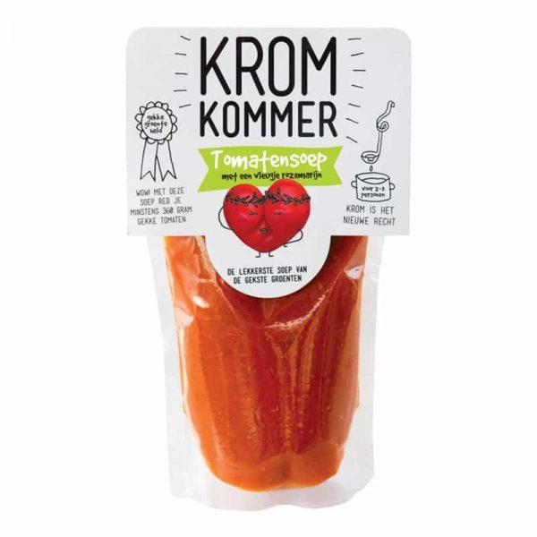 Kromkommer Tomatensoep Rozemarijn