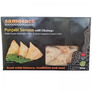 Samosaco Punjabi Samosa