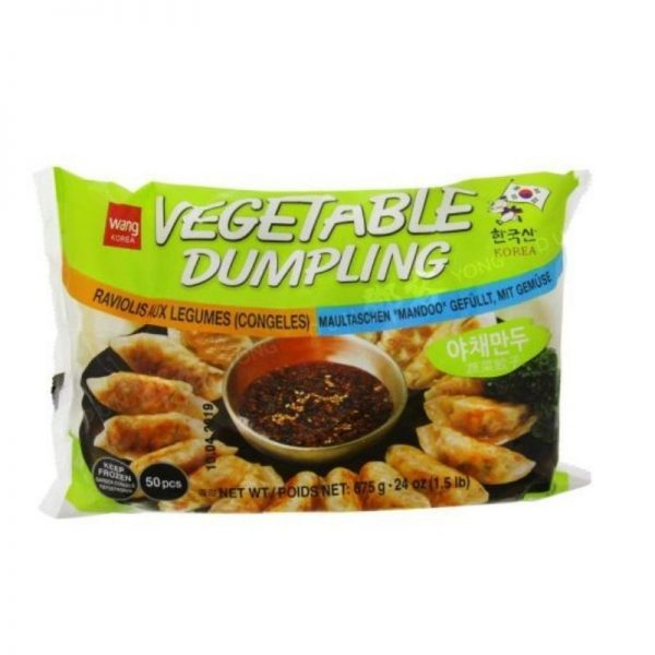 groenten dumpling