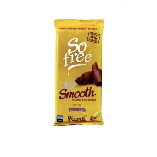 So Free Smooth Cacao & Kokos dun