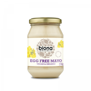 Biona Organic Ei-vrije Mayonaise