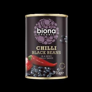 Biona Organic Zwarte Bonen in Chili