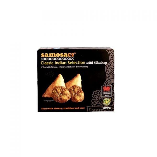 Samosaco Classic Indian Selection