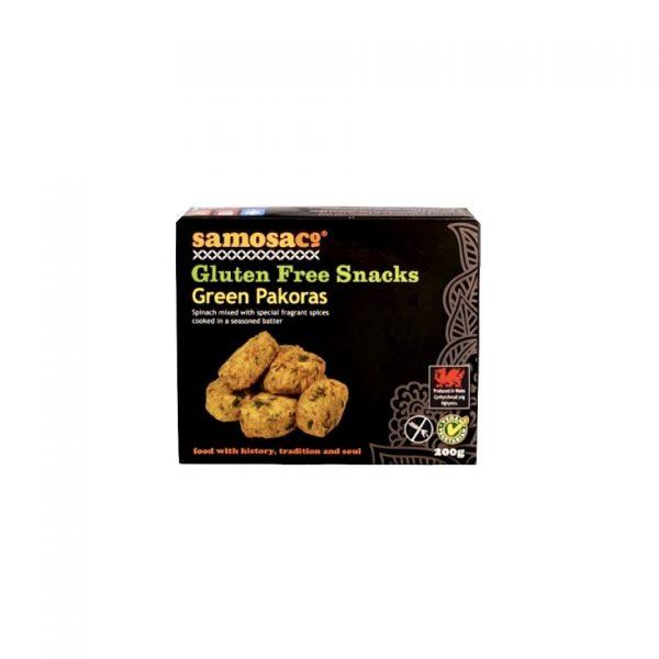 Samosaco Glutenvrije Groene Pakora's