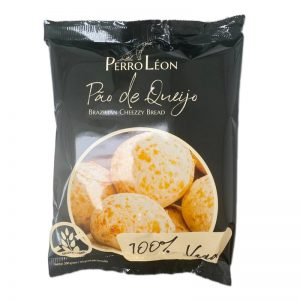 Perro Léon kaasbroodje